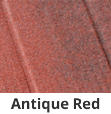 Antique Red Conservatory Roof Tile
