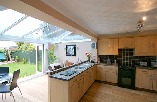 Kitchen Conservatory Extensions